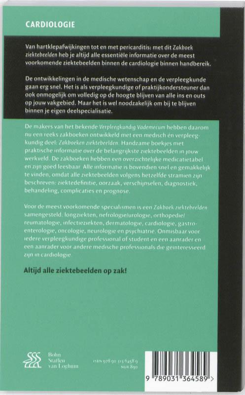 ,Zakboek ziektebeelden Cardiologie