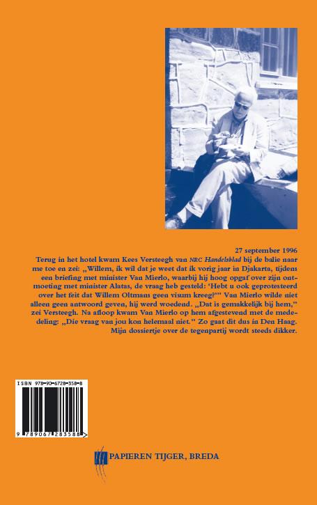Willem Oltmans,Memoires 1996-B