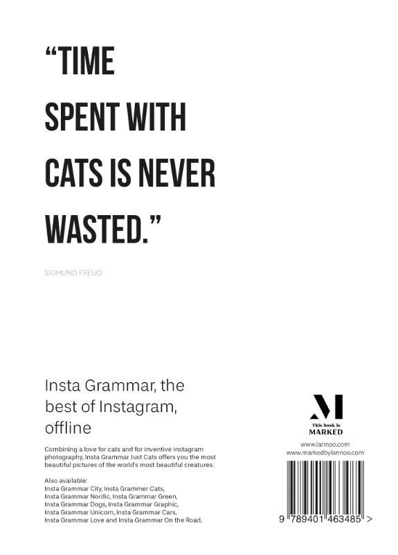 Irene Schampaert,Insta Grammar - Just Cats