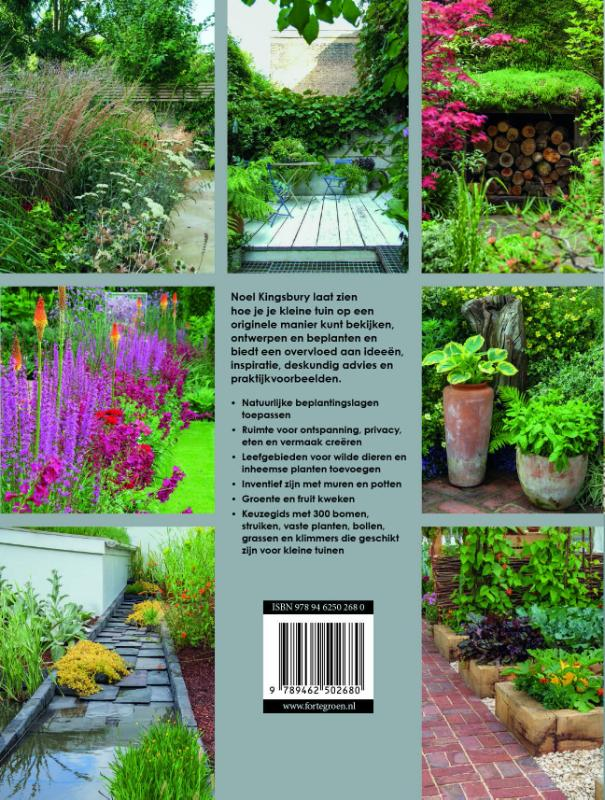 Noel Kingsbury,De nieuwe kleine tuin