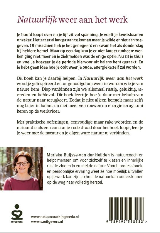 Marieke Buijsse-van der Heijden,Natuurlijk weer aan het werk