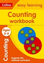 Collins Easy Learning Counting Workbook Ages 3-5: New Edition