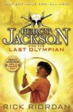 Rick,Riordan Percy Jackson and the Last Olympian