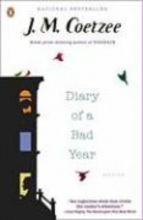 Coetzee, J. M. Diary of a Bad Year
