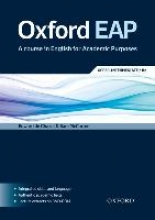 ,Oxford EAP B2: Student`s Book and DVD-ROM Pack