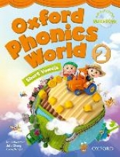 Oxford Phonics World 2 Student`s Book with MultiROM