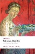 Horace,   John (former Head of Classics, St Paul`s School, London) Davie Satires and Epistles