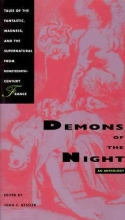 Kessler, Jc Demons of the Night - Tales of the Fantastic, Madness, & the Supernatural from Nineteenth-Century France (Paper)
