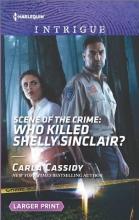 Cassidy, Carla Scene of the Crime