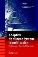 Ogunfunmi, Tokunbo Adaptive Nonlinear System Identification