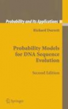 Richard Durrett Probability Models for DNA Sequence Evolution