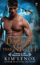 Lenox, Kim Darker Than Night