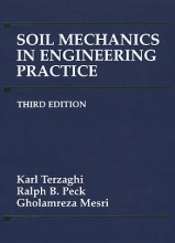 Terzaghi, Karl Soil Mechanics in Engineering Practice