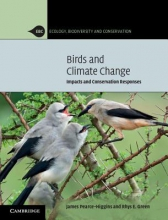 James W. (British Trust for Ornithology, Norfolk) Pearce-Higgins,   Rhys E. (University of Cambridge) Green Birds and Climate Change
