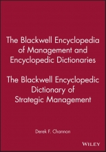 Channon The Blackwell Encyclopedic Dictionary of Strategic Management