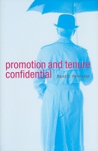 David D. Perlmutter Promotion and Tenure Confidential