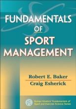 Baker, Robert Fundamentals of Sport Management