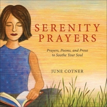 June Cotner Serenity Prayers