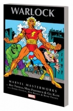 Thomas, Roy,   Friedrich, Mike Marvel Masterworks: Warlock 1