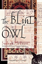 Hedayat, Sadegh The Blind Owl