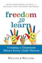 Willans, Art,   Williams, Cari Freedom to Learn