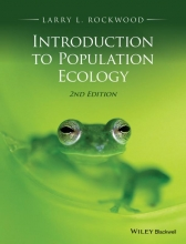 Larry L. Rockwood Introduction to Population Ecology