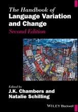Chambers, J. K. The Handbook of Language Variation and Change