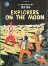 Herge Tintin  Explorers on the Moon