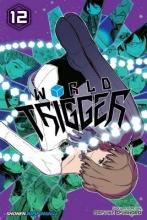 Ashihara, Daisuke World Trigger 12
