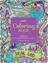 Muller, Deborah Posh Adult Coloring Book Prayers for Peace & Inspiration