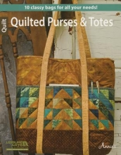 Quilted Purses & Totes for All Seasons