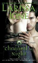 Ione, Larissa Chained by Night