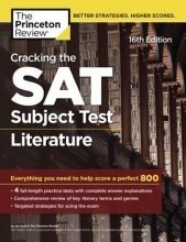 Cracking the SAT Subject Test in Literature