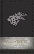 Game of Thrones - House Stark Large Ruled Journal