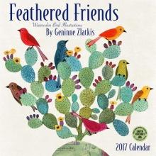 Feathered Friends 2017 Calendar