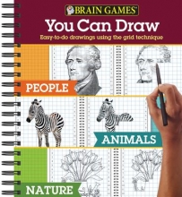 Brain Games You Can Draw 3 in 1