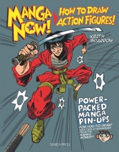 Sparrow, Keith Manga Now! How to Draw Action Figures