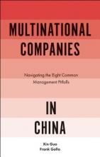 Guo, Xin Multinational Companies in China