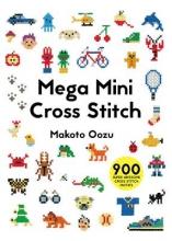 Makoto Oozu Mega Mini Cross Stitch