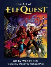 Pini, Wendy Art of Elfquest