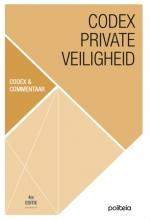 Jan Cappelle , Codex private veiligheid