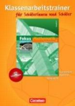 Wagner, Irmgard Fokus Mathematik 8. Sj. GY Ausg. N Klassenarbeitstrainer