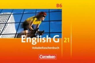 Schwarz, Hellmut,   Biederstädt, Wolfgang English G 21. Ausgabe B 6. Vokabeltaschenbuch