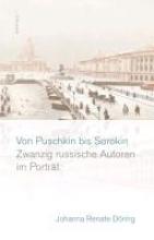 Döring, Johanna Renate Von Puschkin bis Sorokin