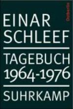 Schleef, Einar Tagebuch 1964 - 1976. Ost-Berlin