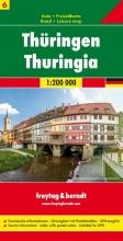 , Deutschland 06 Thüringen 1 : 200 000