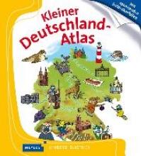 Weller-Essers, Andrea Kleiner Deutschland-Atlas