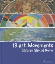 Brad,Finger 13 Art Movements Children Should Know