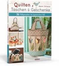 Shibata, Akemi Quilten - Taschen & Geschenke