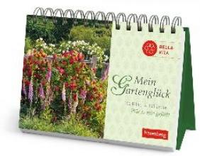 Mein Gartenglück Geschenkbuch